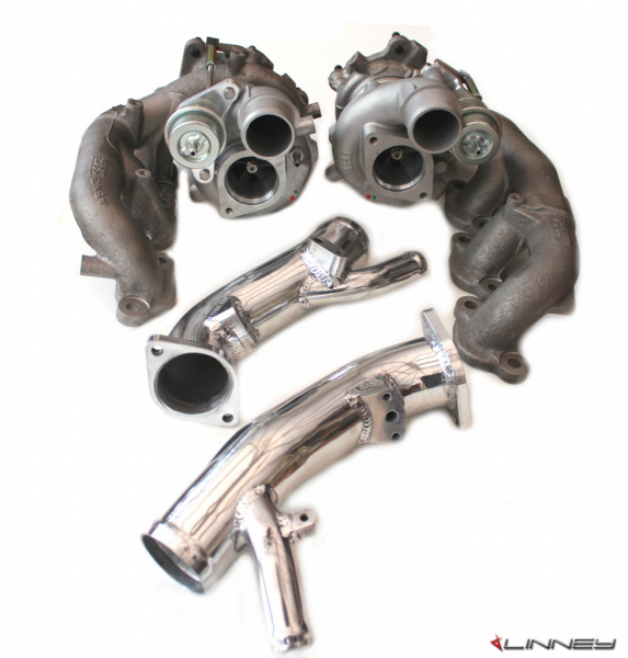 GTC / Linney Inlet Suction Pipe – 60mm Nissan GT-R 2008-17