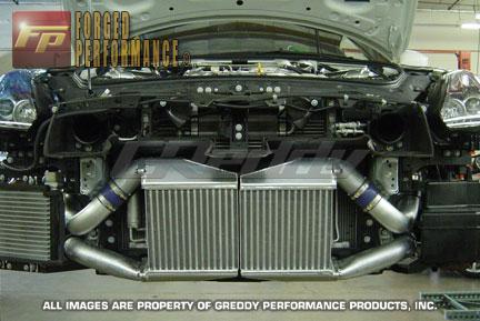GReddy Intercooler Kit Nissan GT-R 2009-17
