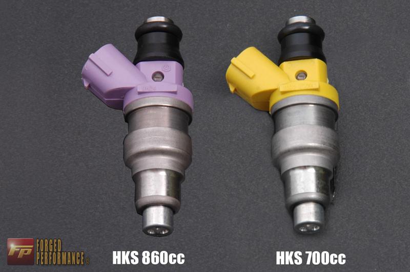 HKS 860cc Fuel Injectors Nissan GT-R 2009-17