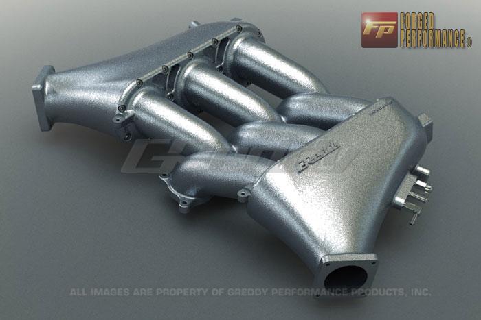 GReddy RX Intake Manifold Plenum Nissan GT-R 2009-17