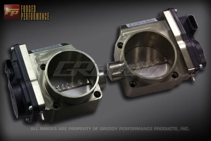 GReddy RX Billet Throttlebody Kit Nissan GT-R 2009-17