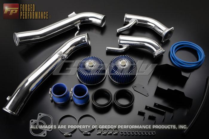 GReddy Airinx Intake Kit Nissan GT-R 2009-17