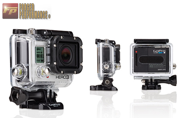 GoPro HD Motorsports HERO 3: Black Edition