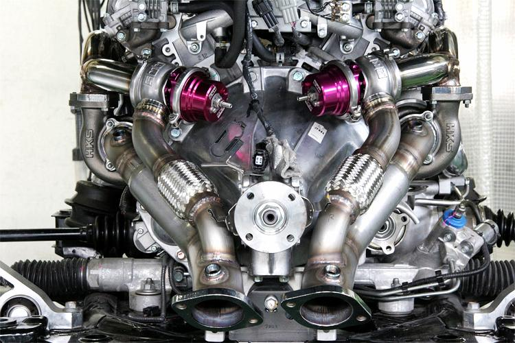 HKS GT1000 Full Turbine Kit Nissan GT-R 2008-17