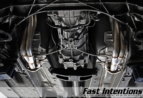 Fast Intentions Long Tube Header Nissan 370Z 2009+
