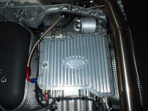 Forge Motorsport Transmission Cooler Kit Nissan GT-R 2011-17