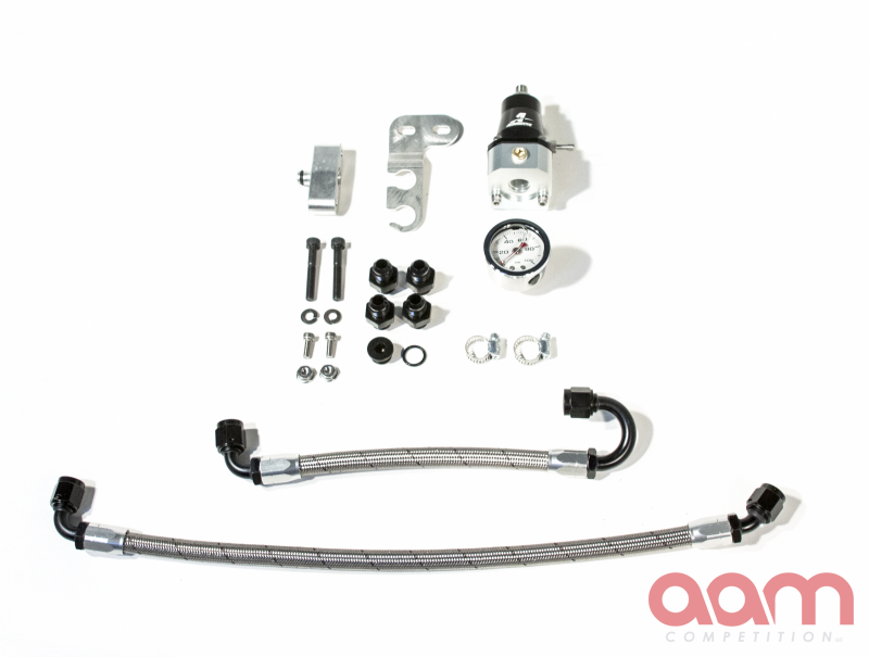 AAM Competition Fuel Pressure Regulator Kit Nissan GT-R 2009-17