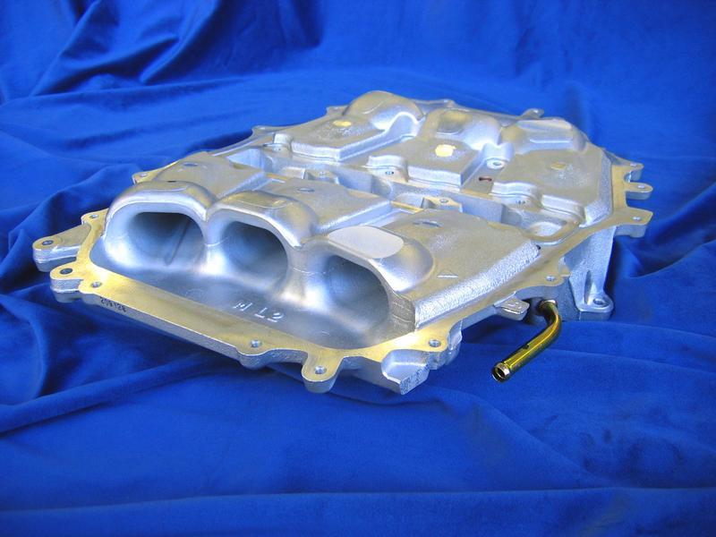 Motordyne MREV2 Lower Plenum Nissan 350Z 2003-2006