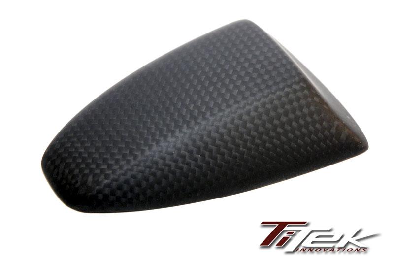 TiTek Carbon Fiber Antenna Cover - Matte - Nissan GT-R 2009-16