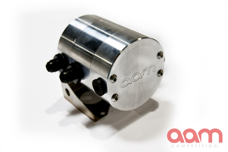 AAM Competition Oil Catch Can System Nissan GT-R 2009-17
