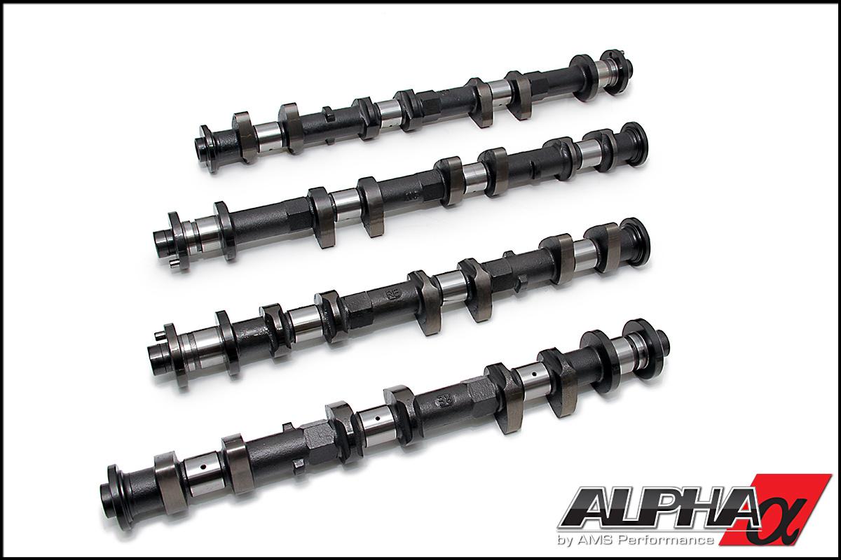 Alpha Performance R35 GT-R Camshafts