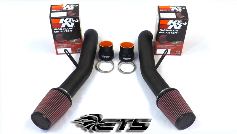 ETS Twin Turbo Air Intake Kit Nissan GT-R 2009-17
