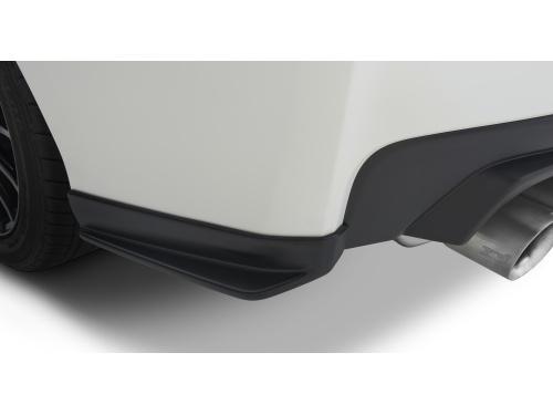 Subaru WRX & STi Rear Quarter Under Spoiler (2015)