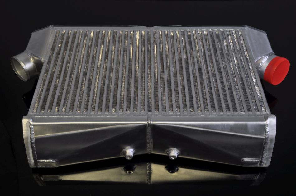 Boost Logic Race Intercooler Nissan GTR 2009-17