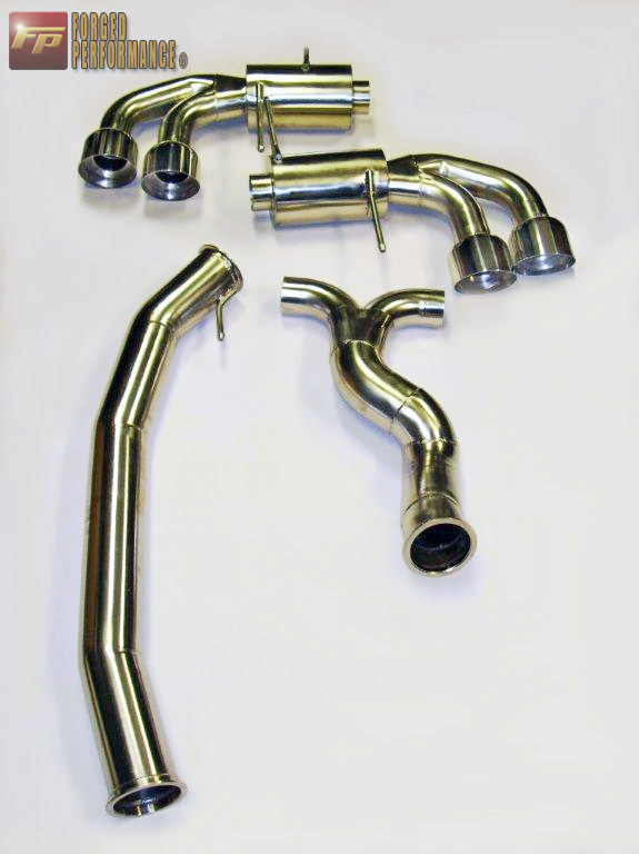 """SSP 4"""" Mammoth V-Band Exhaust System Nissan GT-R 2009-17"""
