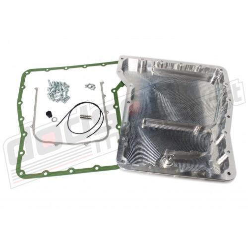 DODSON BILLET ALLOY TRANSMISSION PAN / SUMP FOR DRAG RACING R35 GT-R 2009-17