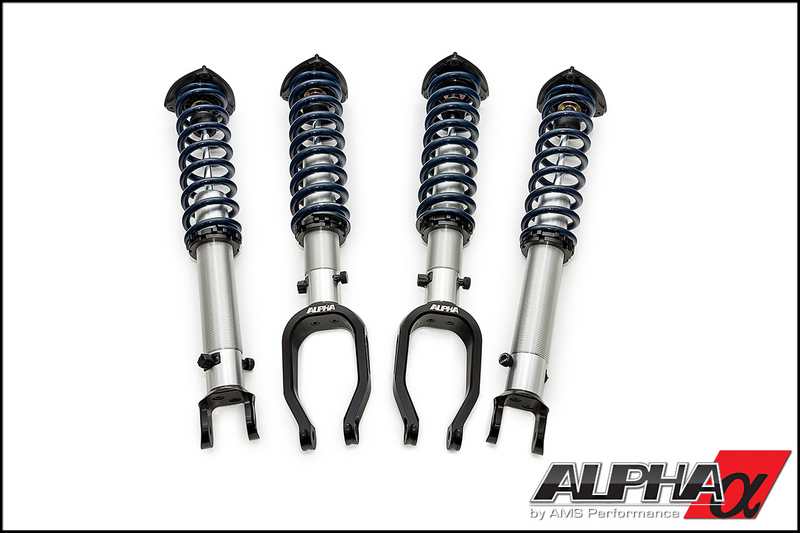 AMS Alpha Drag Suspension Package R35 GT-R 2008-17