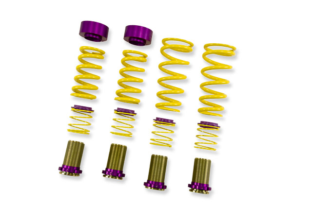 KW H.A.S. Coilovers Nissan GT-R 2009-17