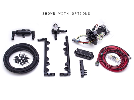 Fore Innovations Level 2 System - Triple - Nissan GT-R 2009-17