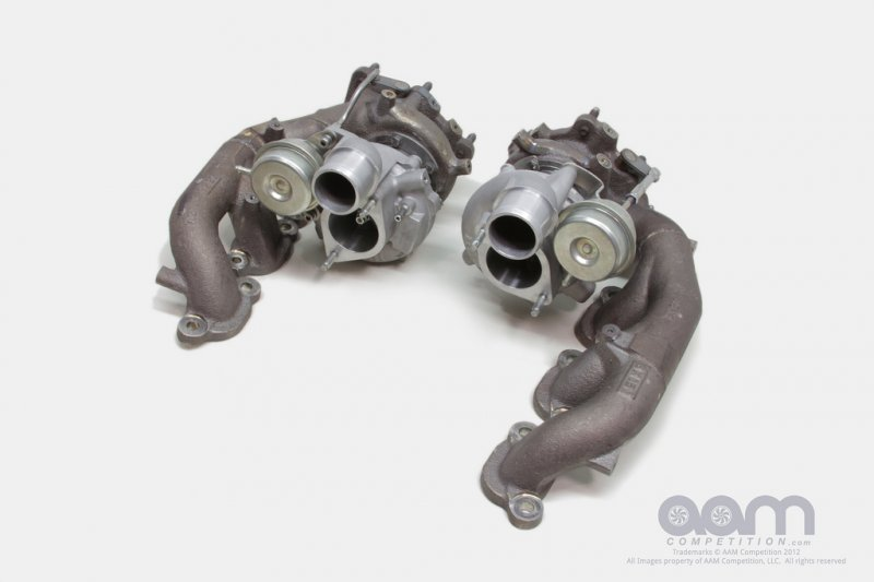AAM Competition GT800-R Turbo Upgrade Kit 2009-17