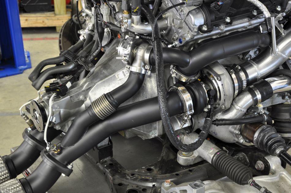 Boost Logic 750x Turbo Upgrade - Nissan GT-R 2009 - 2018