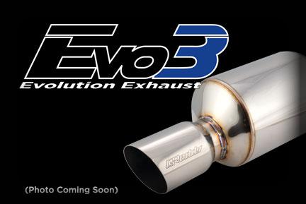 GReddy Evo3 Exhaust Infiniti G35 CPE 2003-07