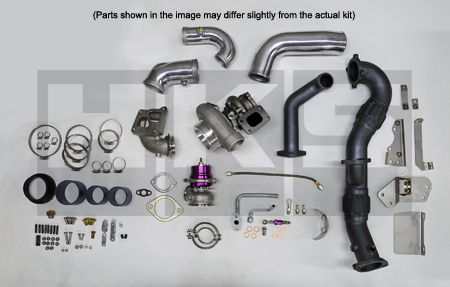 HKS GT3240 Full Turbo Kit Mitsubishi Evolution X Non-SST