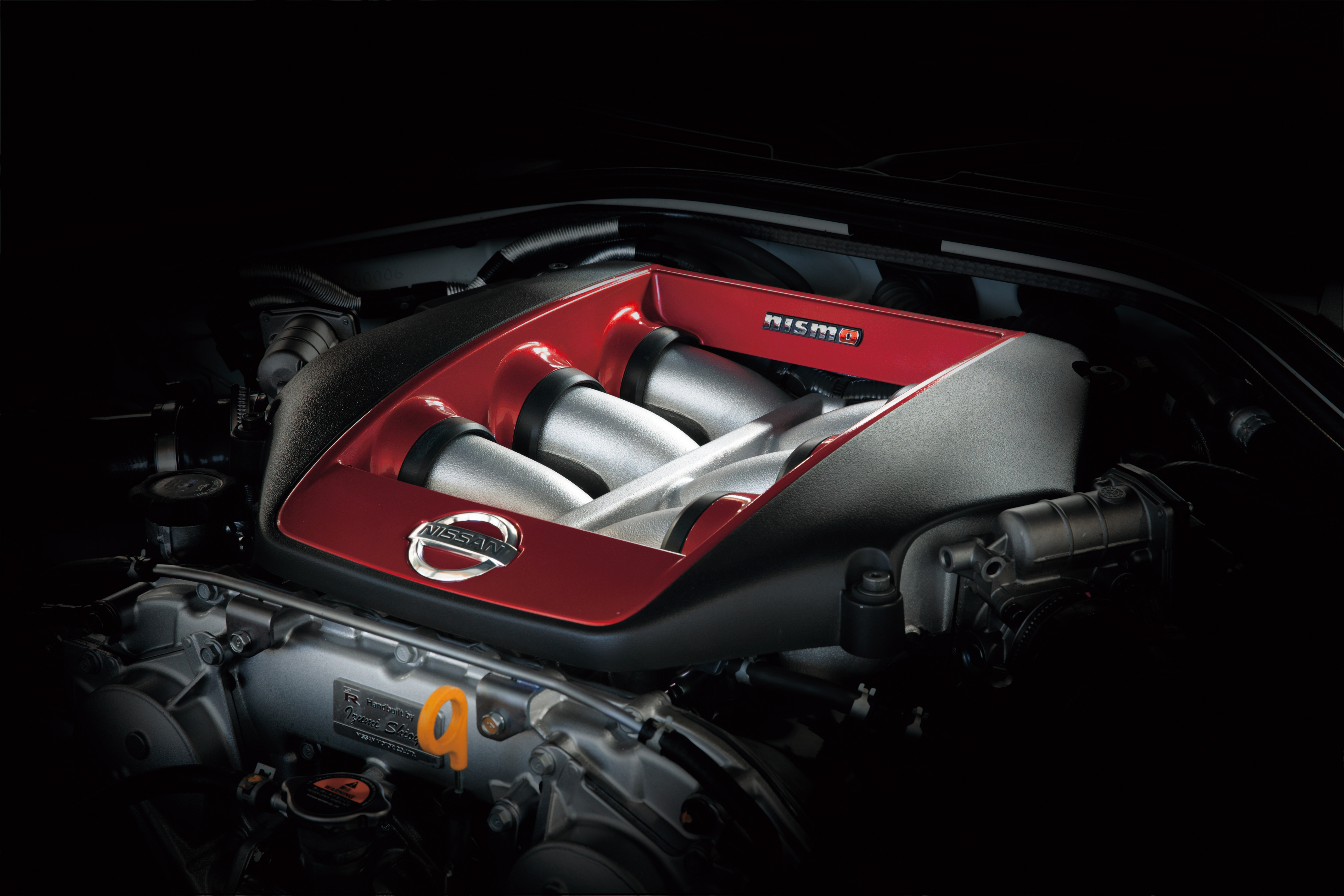 Nismo Front under engine cover Nissan GT-R 2008+
