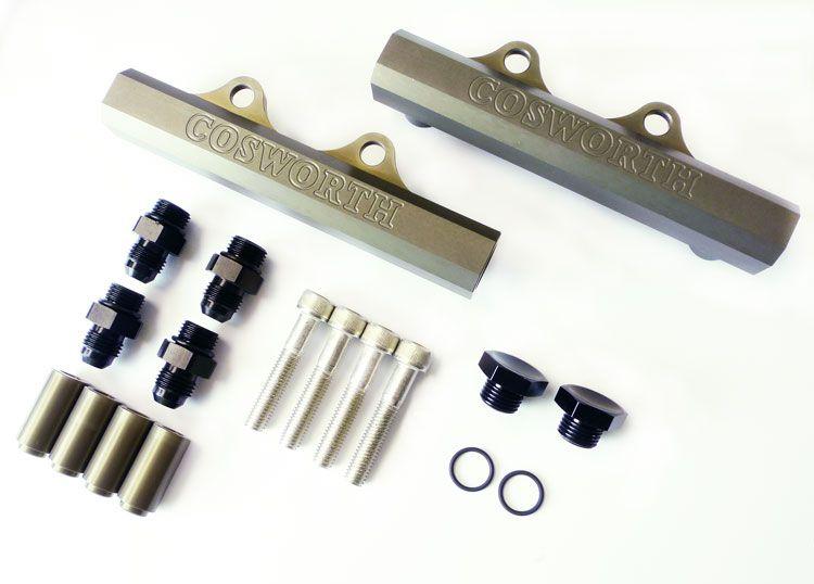 Cosworth Top Feed Fuel Rail Kit Subaru WRX 2002-14 & STI 2007-15