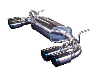 HKS Legamax Exhaust System Mitsubishi Evolution X