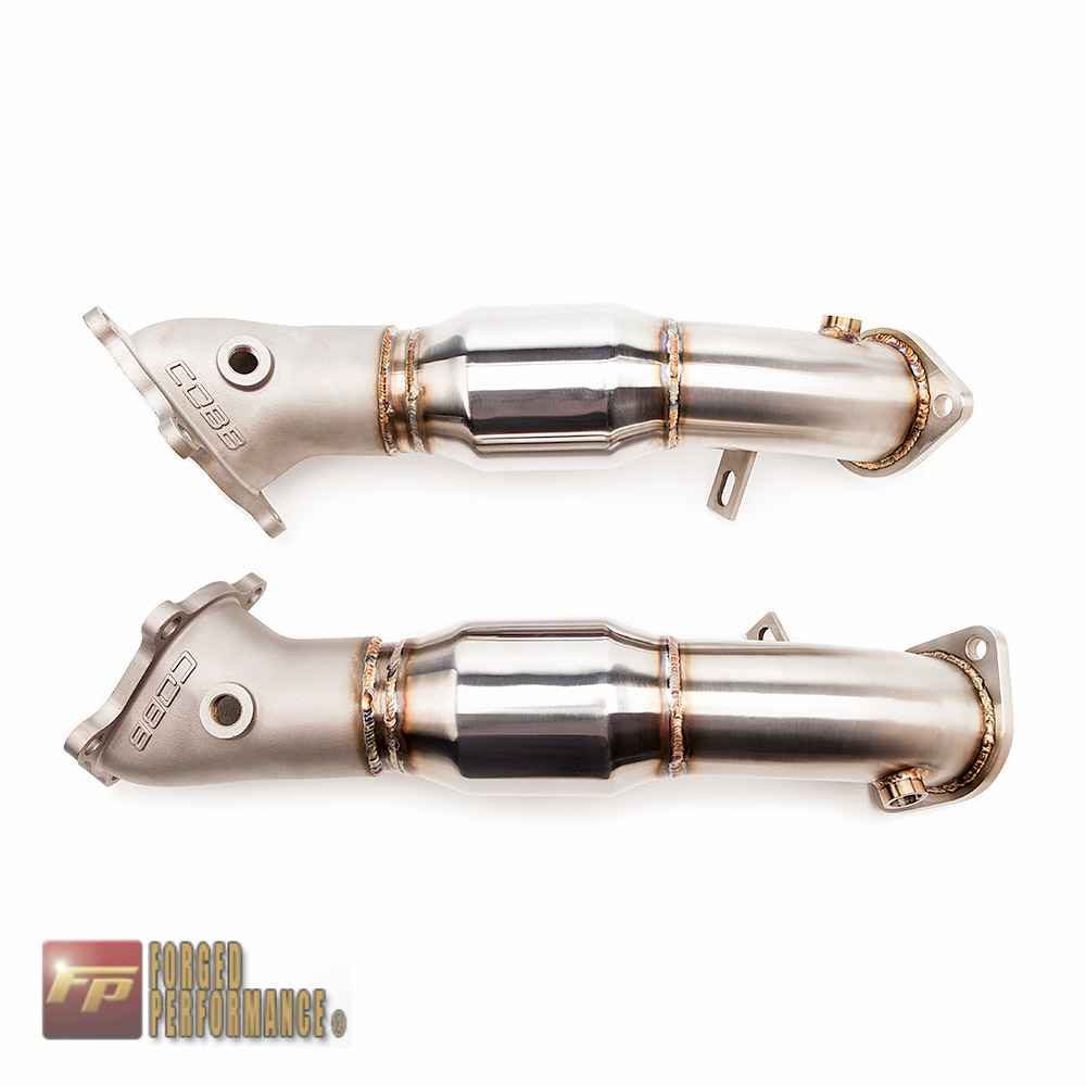 COBB Tuning Catted Cast Bellmouth Downpipe Nissan GT-R 2008-17