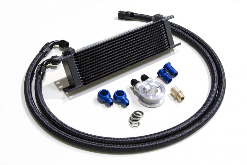 AAM Competition Engine Oil Cooler Kit Nissan 370Z 2009-2011