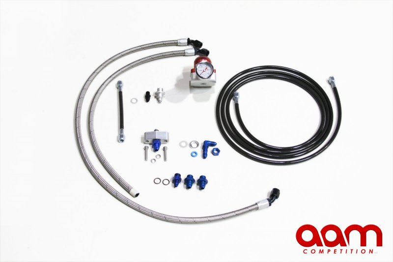 AAM Competition Fuel Return System Nissan 370Z 2009-2011