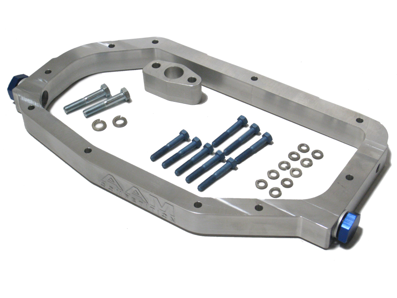 AAM Competition Engine Oil Pan Spacer Infiniti G35 2007-2008