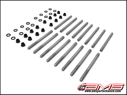 AMS Alpha Head Stud Kit Nissan GT-R 2009-17