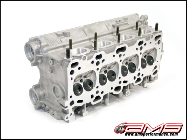 AMS Cylinder Head With Core Mitsubishi Evolution VIII