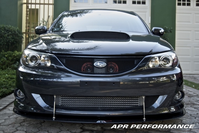 APR Front Wind Splitter Subaru WRX & STi 2002-15