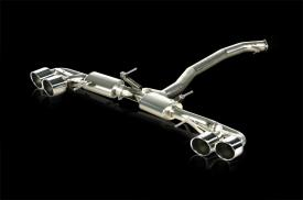 Akrapovic Slip-On Exhaust System Nissan GT-R 2009-17