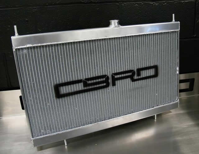 CBRD Racing Radiator Mitsubishi Evolution VIII & IX