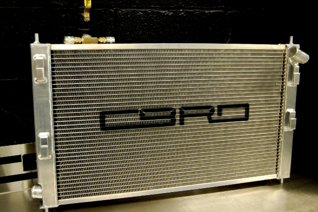 CBRD Lightweight Aluminum High Performance Radiator Mitsubishi Evolution X