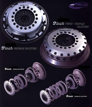Carbonetic Single Carbon 1350kg Clutch Lotus Exige 04+