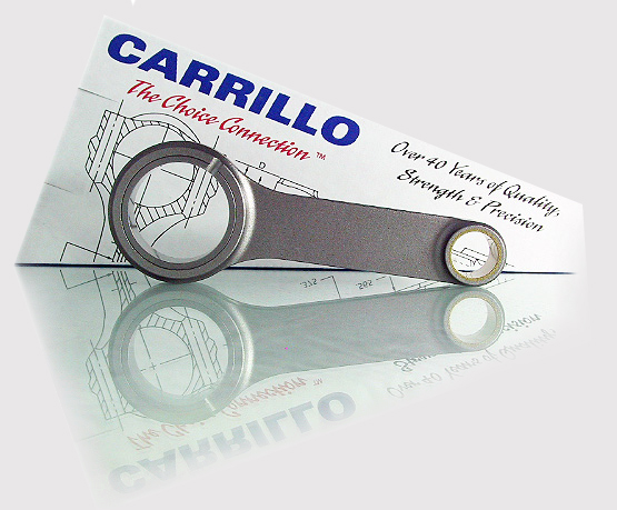 Carrillo H-Beam Connecting Rods Nissan GT-R 2009-17