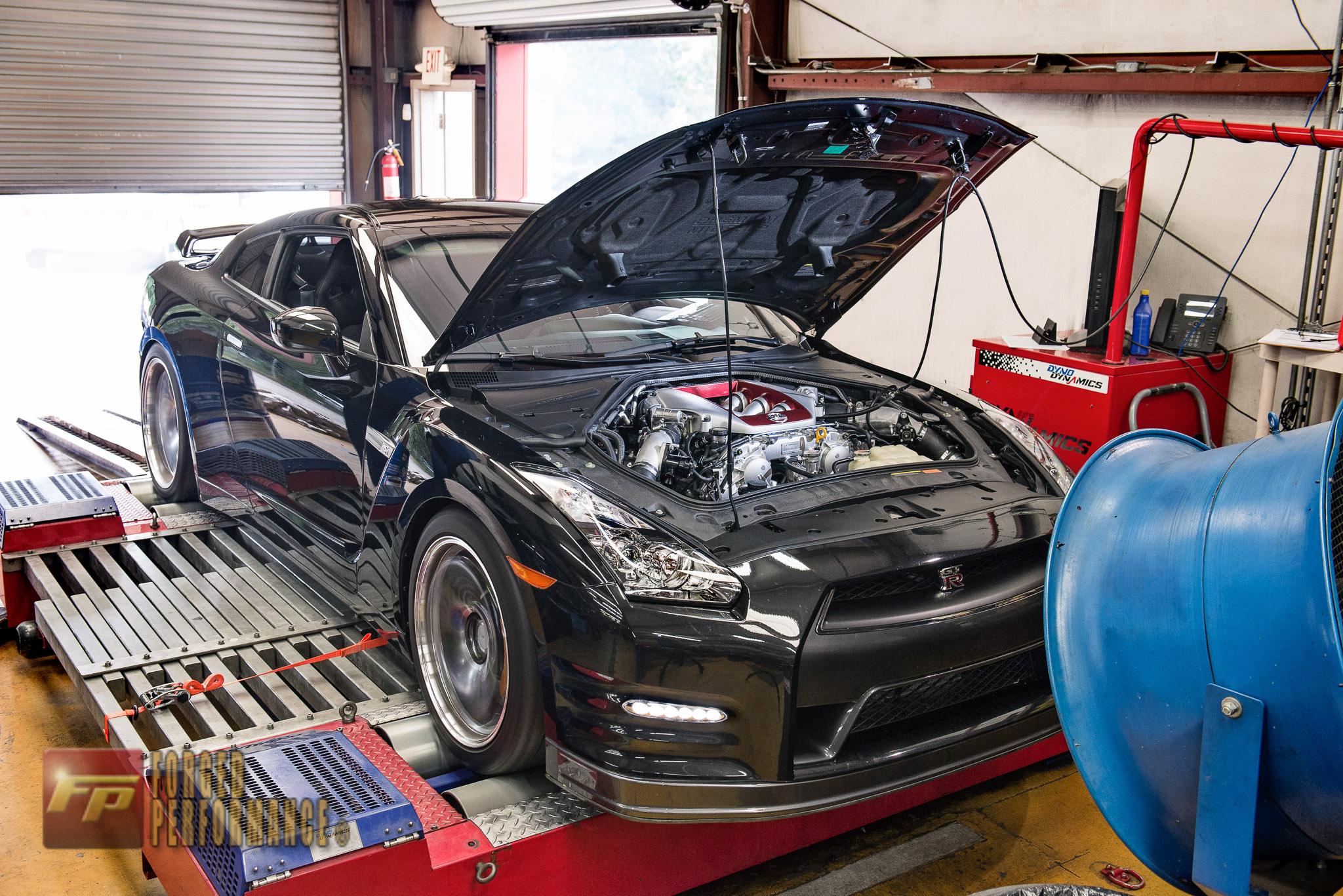 Cobb AP Internet Custom eTune Nissan GT-R 2009-17