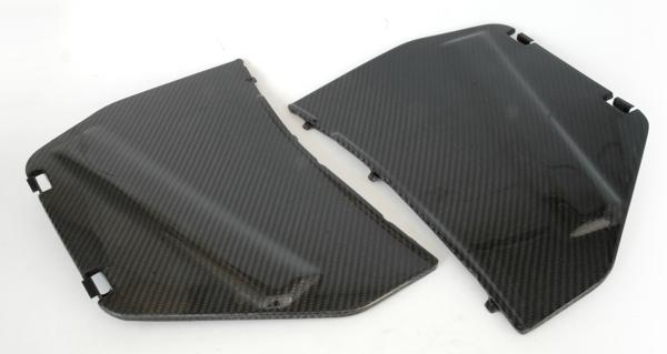 Dodson Carbon Fiber Battery Cover Nissan GT-R 2009-15