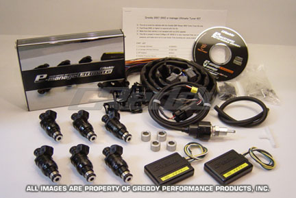 GReddy Fuel Management Kit Nissan 350Z 2007-2008