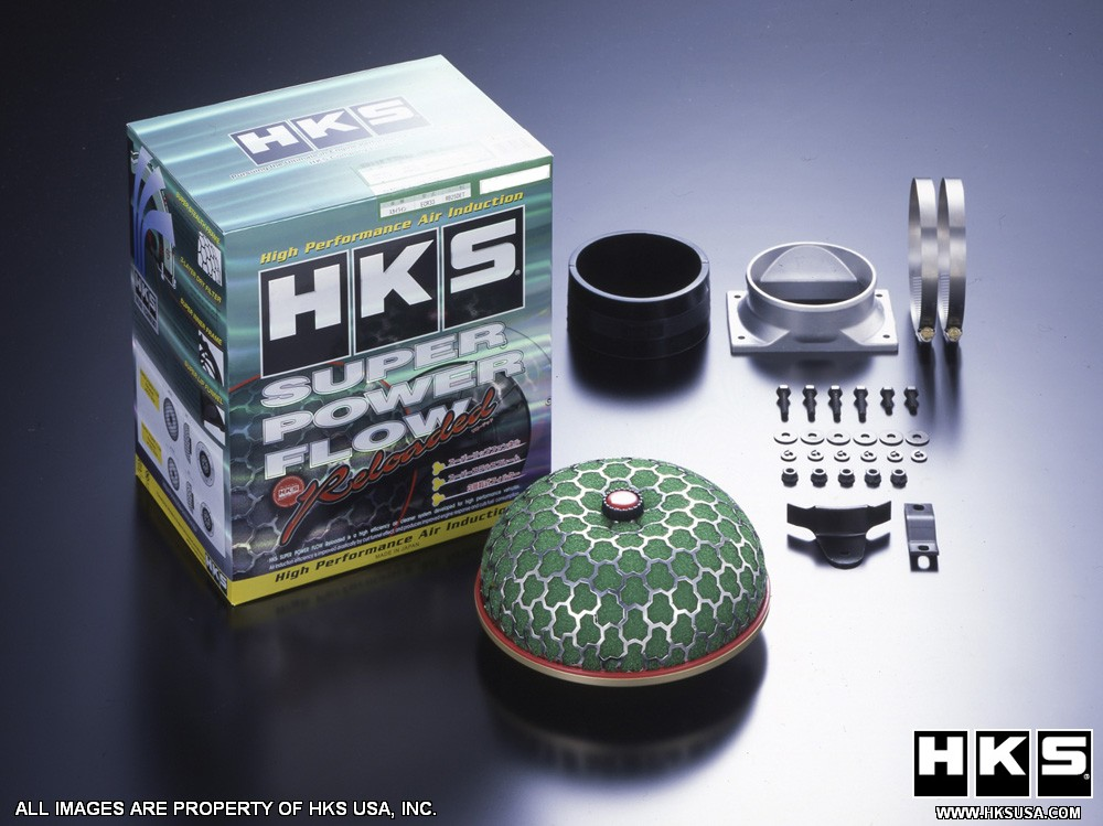 HKS Super Mega Flow Reloaded Intake Kit Subaru WRX 2002-05 & STi 2004-07