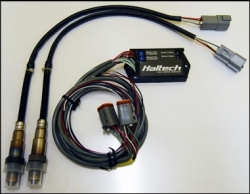Haltech Duel Channel Wideband O2 Kit Nissan GT-R 2009-17