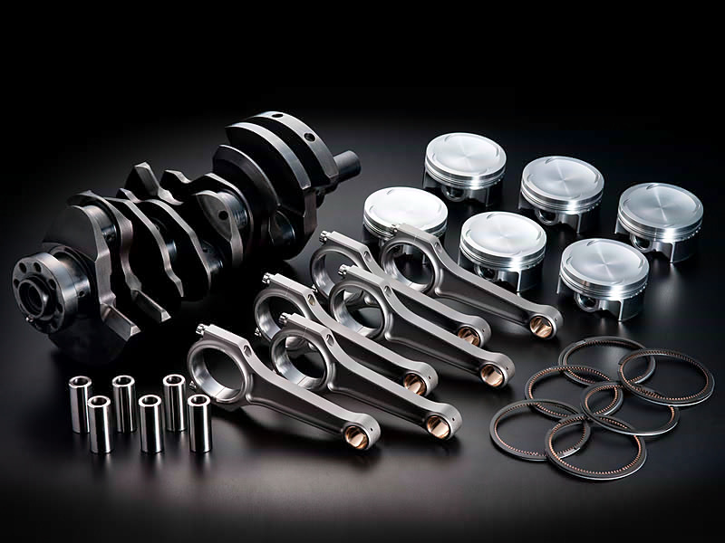 JUN 4.0L Stroker Kit Nissan GT-R 2009-17