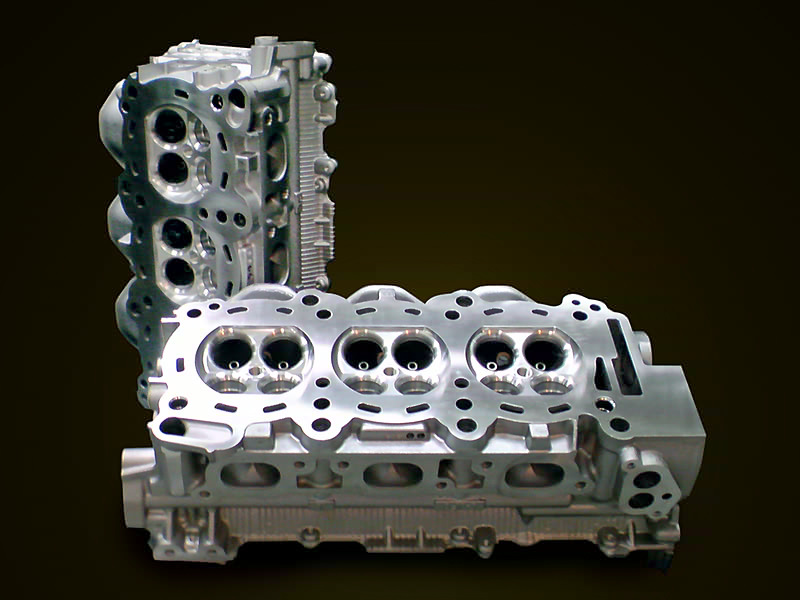 JUN Basic Short Head with Camshafts Nissan GT-R 2009-2012