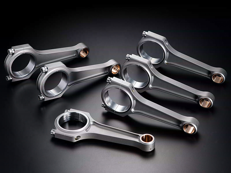 JUN I-Beam Connecting Rods Nissan GT-R 2009-17